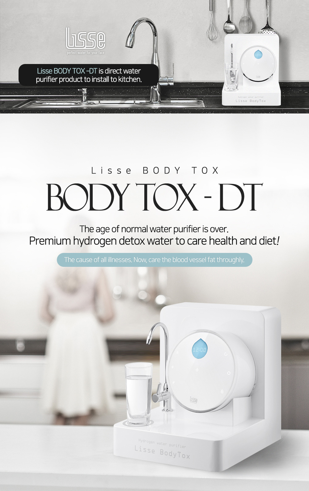 Lisse Body Tox Desktop
