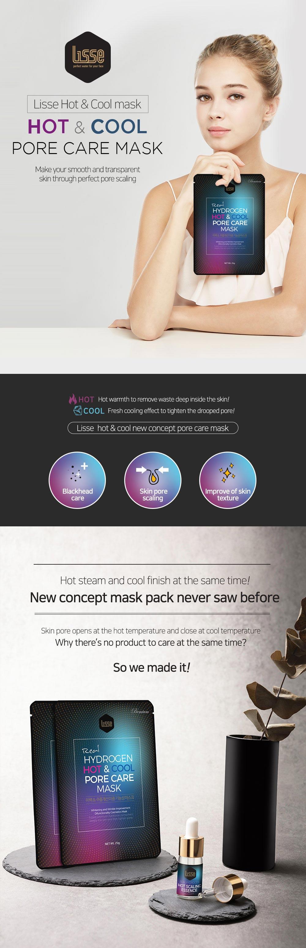 Hot & Cool Pore Care Mask